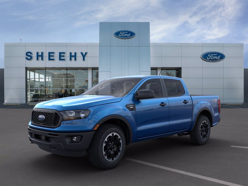 2021 Ford Ranger SuperCrew Cab 4x4, Pickup #GD01277 - photo 3