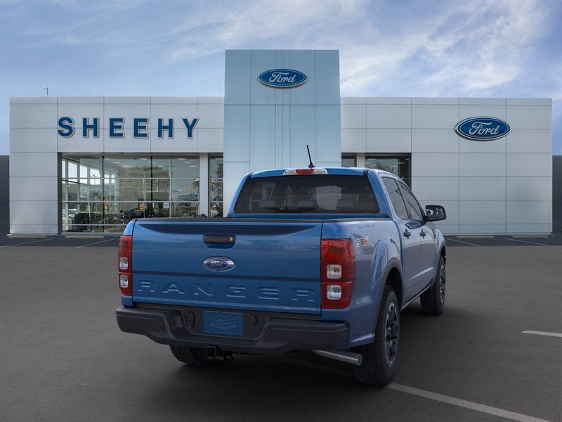 2021 Ford Ranger SuperCrew Cab 4x4, Pickup #GD01277 - photo 8