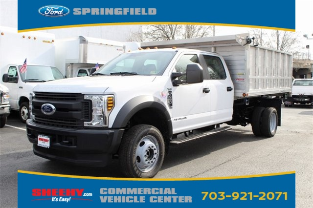2019 F-450 Crew Cab DRW 4x4,  Cab Chassis #GD02185 - photo 4