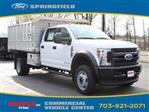2019 F-450 Crew Cab DRW 4x4,  Cab Chassis #GD02185 - photo 1