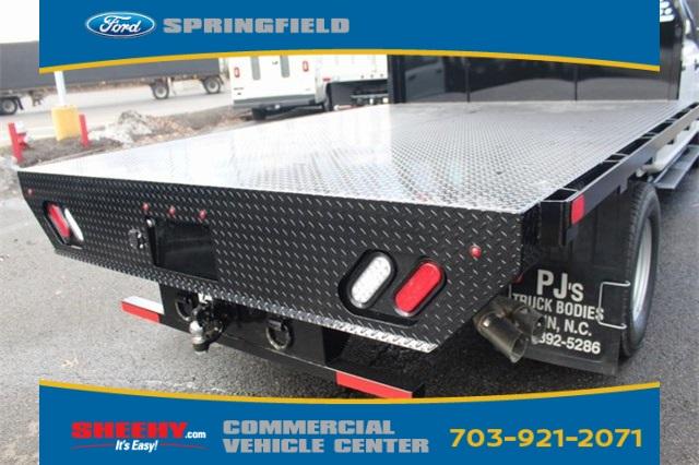 2019 F-350 Crew Cab DRW 4x2,  PJ's Platform Body #GD03611 - photo 8