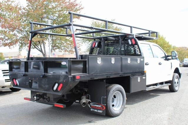 2019 F-350 Crew Cab DRW 4x4,  PJ's Platform Body #GD03616 - photo 6