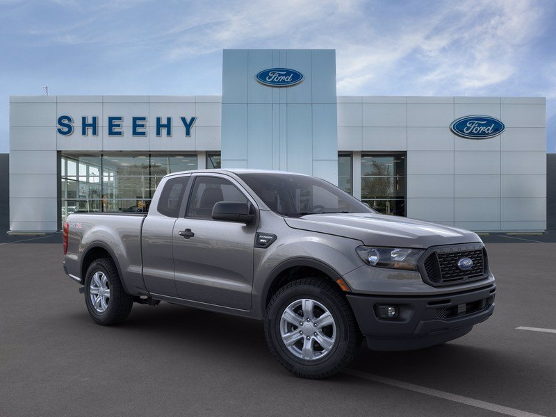 2021 Ford Ranger Super Cab 4x2, Pickup #GD04986 - photo 1