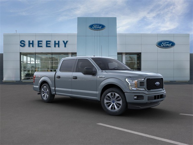2020 F-150 SuperCrew Cab 4x2, Pickup #GD06424 - photo 7