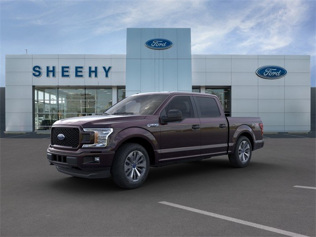 2020 F-150 SuperCrew Cab 4x4, Pickup #GD06426 - photo 1