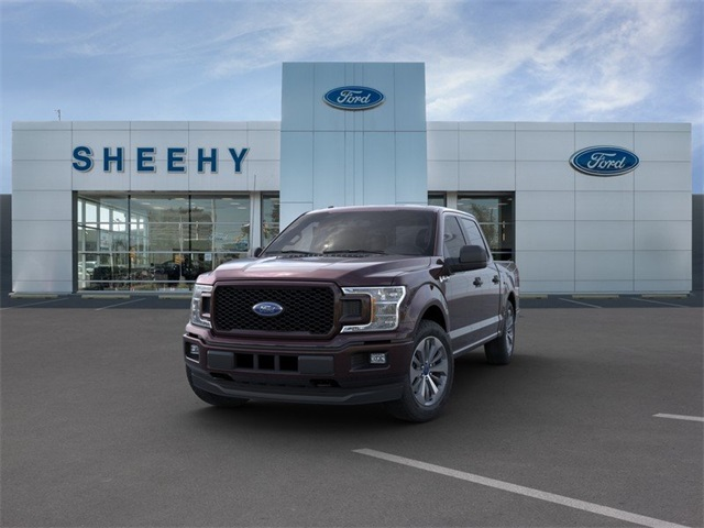 2020 F-150 SuperCrew Cab 4x4, Pickup #GD06426 - photo 3