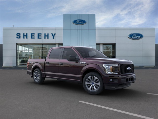 2020 F-150 SuperCrew Cab 4x4, Pickup #GD06426 - photo 7