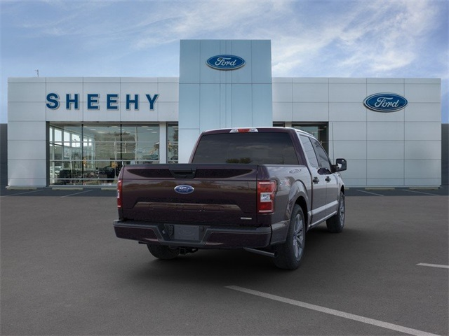 2020 F-150 SuperCrew Cab 4x4, Pickup #GD06426 - photo 8