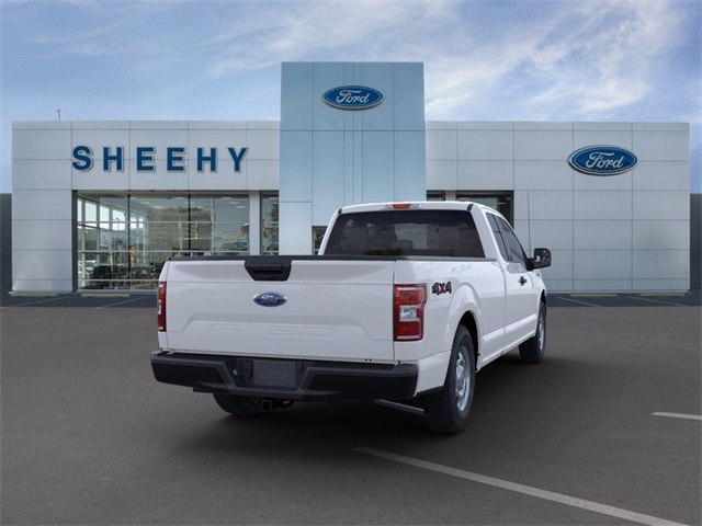 2020 F-150 Super Cab 4x4, Pickup #GD06430 - photo 8