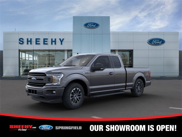 2020 F-150 Super Cab 4x4, Pickup #GD06576 - photo 1
