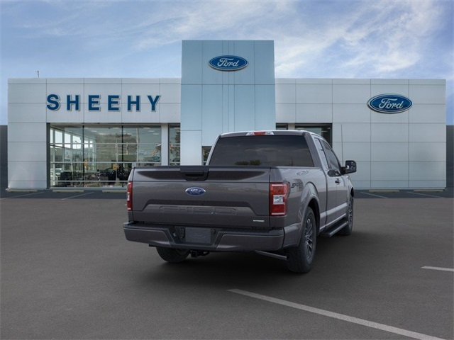 2020 F-150 Super Cab 4x4, Pickup #GD06576 - photo 8