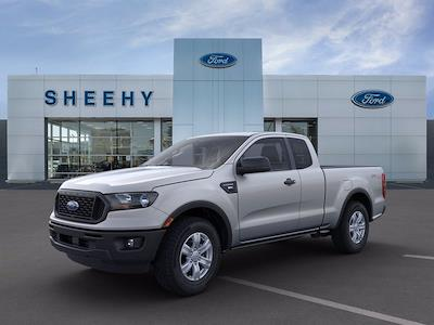 2021 Ford Ranger Super Cab 4x2, Pickup #GD08459 - photo 4