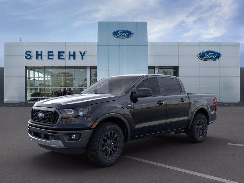 2021 Ford Ranger SuperCrew Cab 4x2, Pickup #GD08460 - photo 4