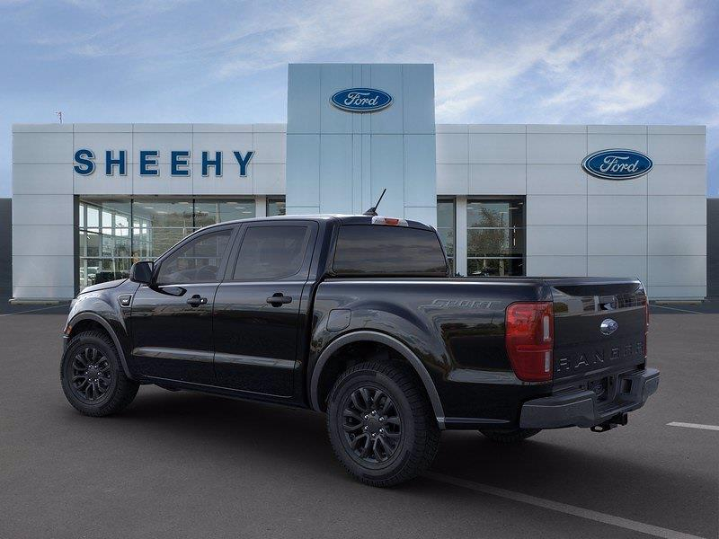 2021 Ford Ranger SuperCrew Cab 4x2, Pickup #GD08460 - photo 7
