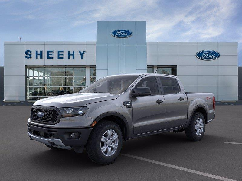 2021 Ford Ranger SuperCrew Cab 4x2, Pickup #GD08462 - photo 4