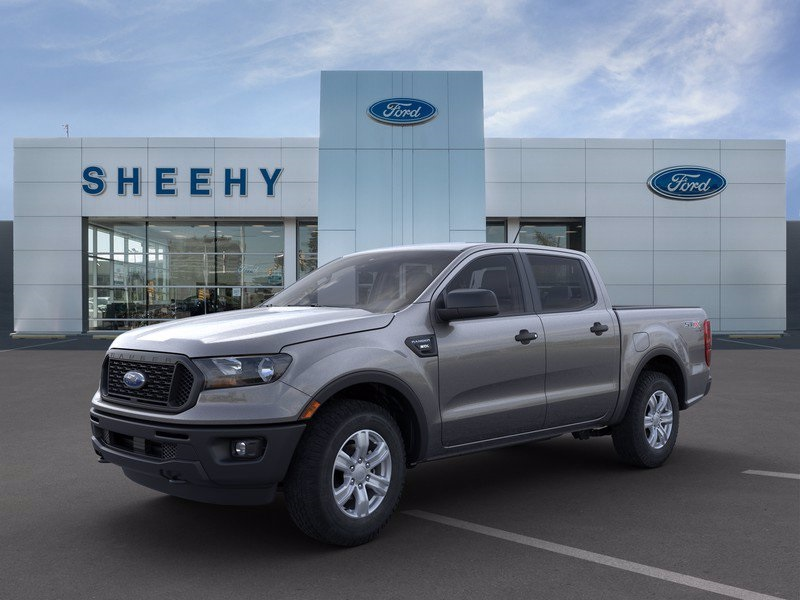 2021 Ford Ranger SuperCrew Cab 4x4, Pickup #GD08463 - photo 3