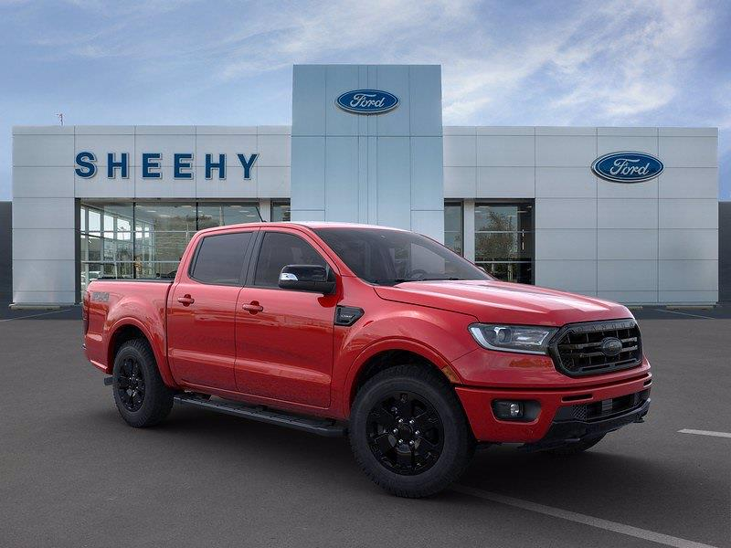 2021 Ford Ranger SuperCrew Cab 4x4, Pickup #GD08464 - photo 1