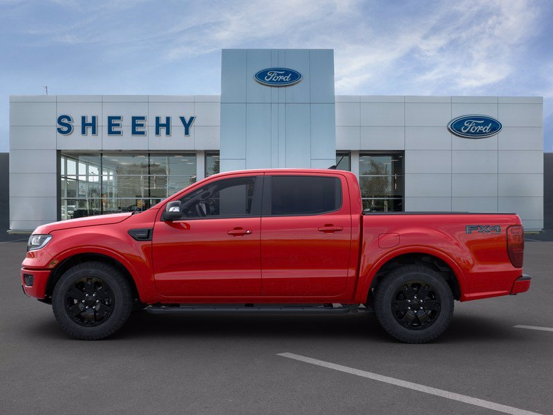 2021 Ford Ranger SuperCrew Cab 4x4, Pickup #GD08464 - photo 6