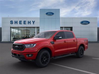 2021 Ford Ranger SuperCrew Cab 4x4, Pickup #GD08464 - photo 4