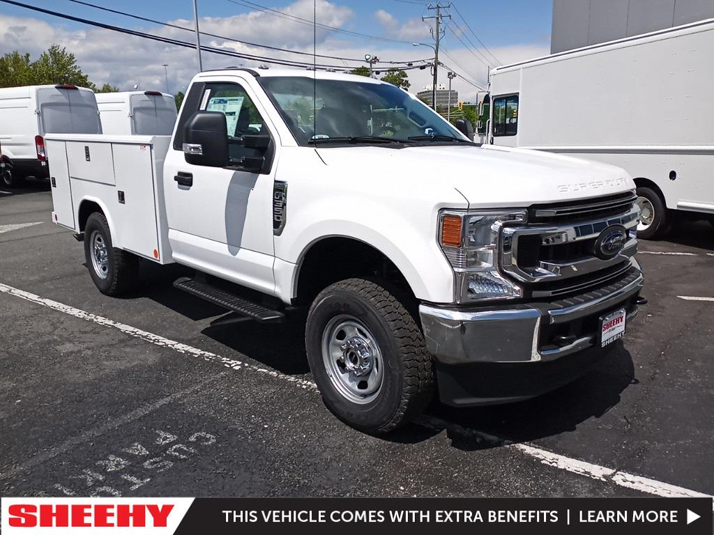 2021 Ford F-350 Regular Cab 4x4, Reading Service Body #GD09270 - photo 1