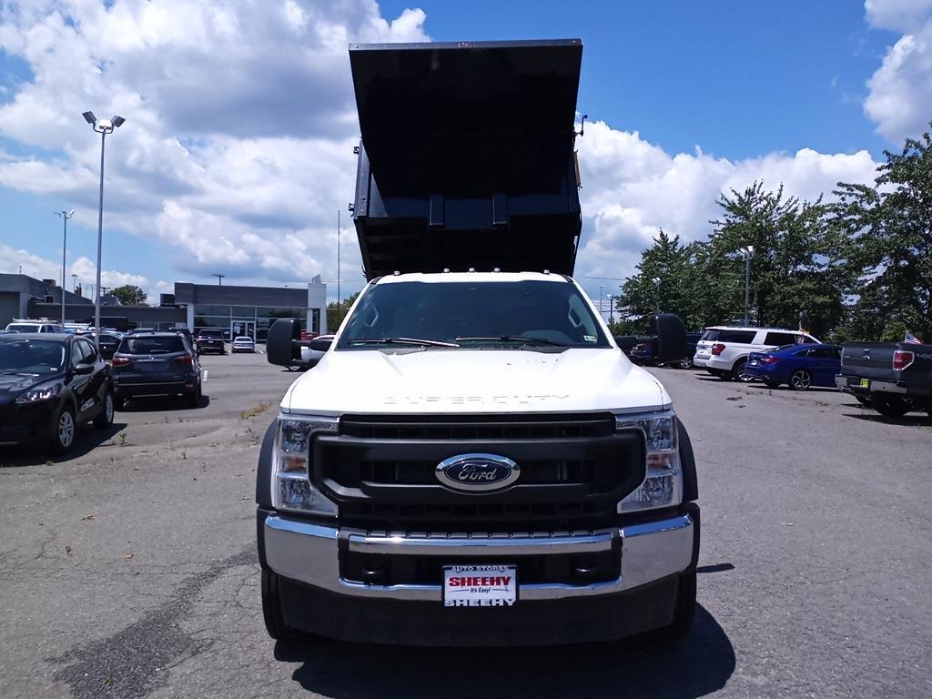 2021 Ford F-550 Crew Cab DRW 4x4, PJ's Landscape Dump #GD10356 - photo 33