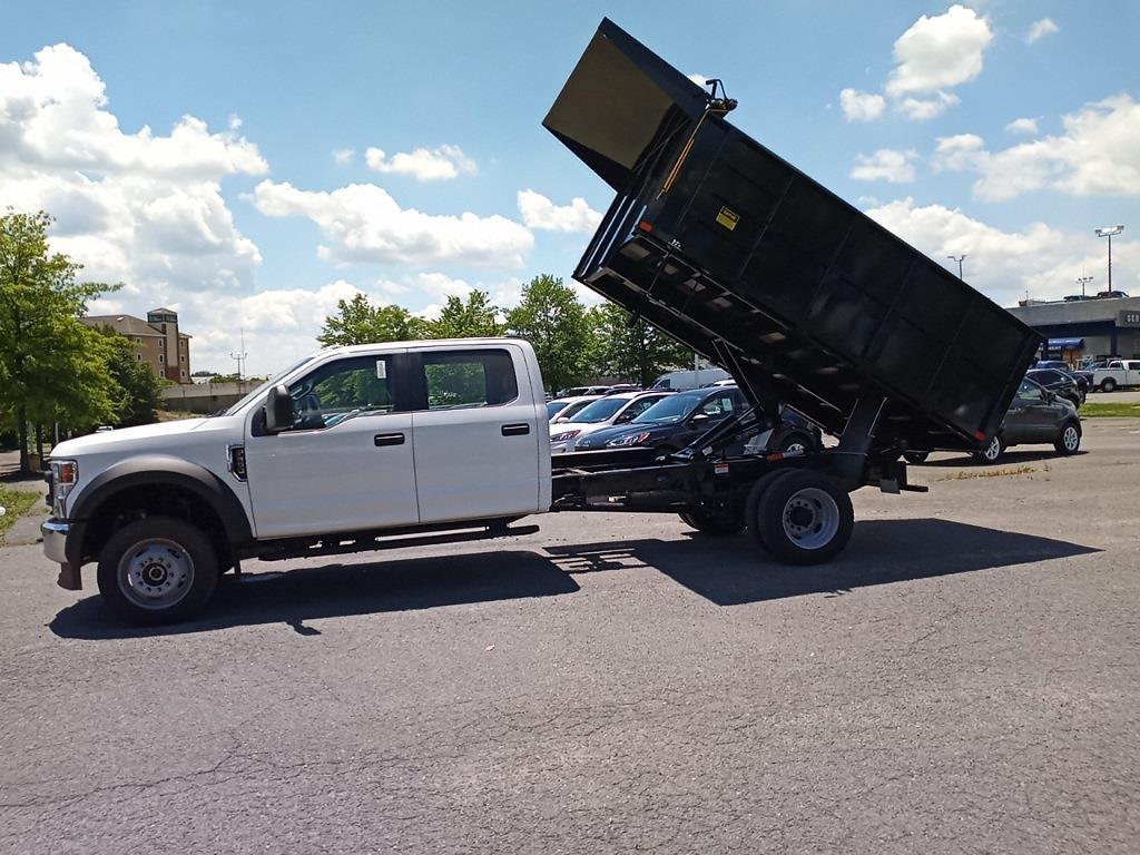 2021 Ford F-550 Crew Cab DRW 4x4, PJ's Landscape Dump #GD10356 - photo 36