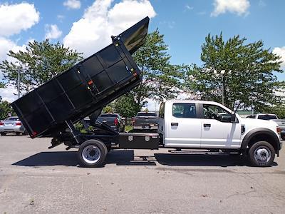 2021 Ford F-550 Crew Cab DRW 4x4, PJ's Landscape Dump #GD10356 - photo 35