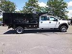 2021 Ford F-550 Crew Cab DRW 4x4, PJ's Landscape Dump #GD10356 - photo 9