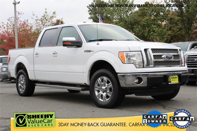 2011 F-150 Super Cab 4x4,  Pickup #GD10437A - photo 1