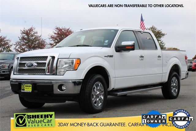 2011 F-150 Super Cab 4x4,  Pickup #GD10437A - photo 3