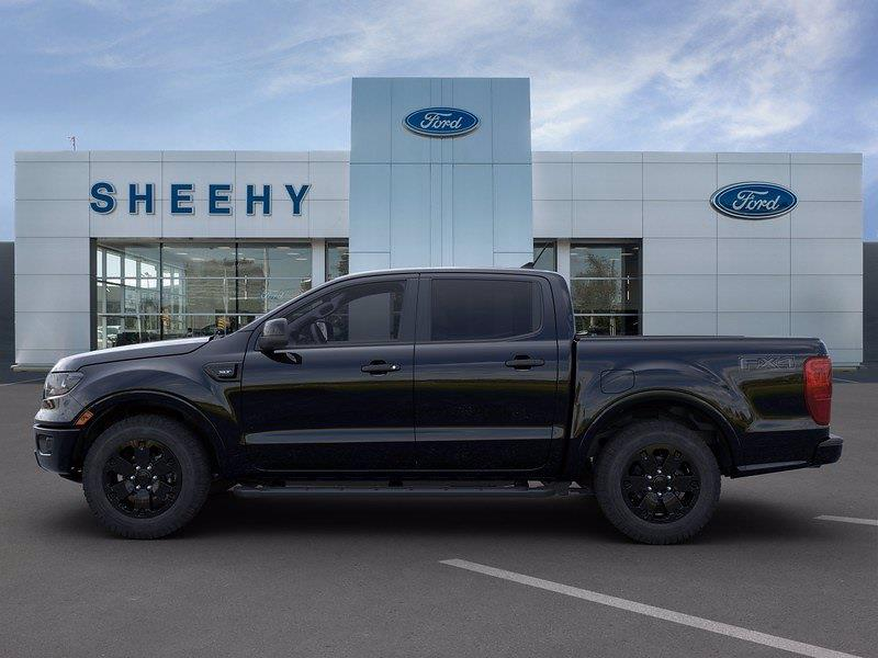 2021 Ford Ranger SuperCrew Cab 4x4, Pickup #GD12153 - photo 6