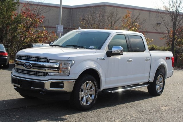 2018 F-150 SuperCrew Cab 4x4,  Pickup #GD14316 - photo 3