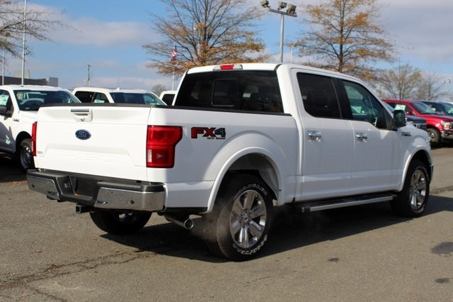 2018 F-150 SuperCrew Cab 4x4,  Pickup #GD14316 - photo 4