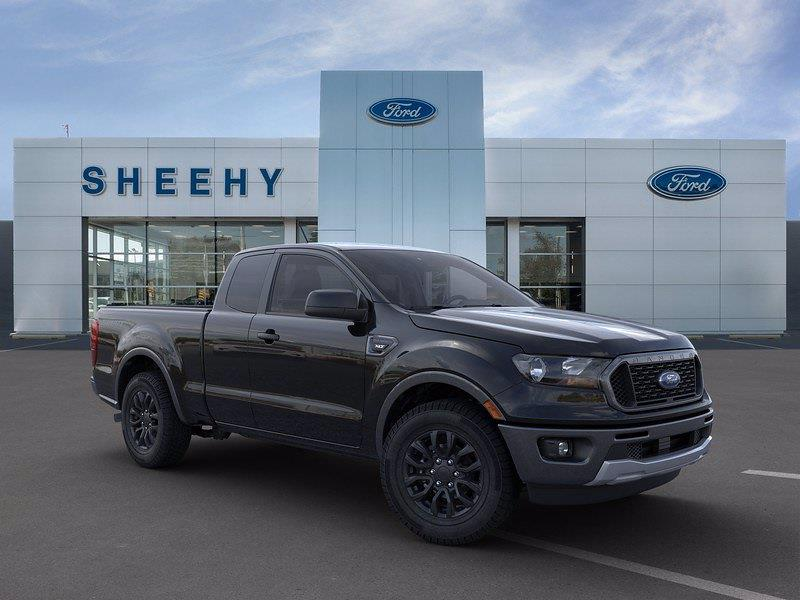 2021 Ford Ranger Super Cab 4x2, Pickup #GD15519 - photo 1