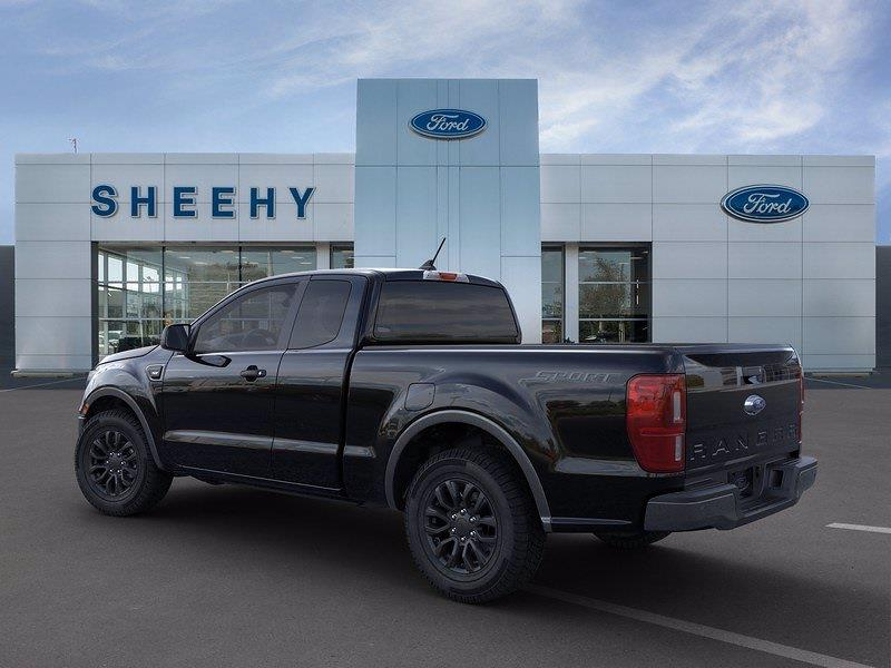 2021 Ford Ranger Super Cab 4x2, Pickup #GD15519 - photo 7