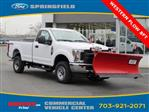 2019 F-250 Regular Cab 4x4,  Western Snowplow Pickup #GD16368 - photo 3