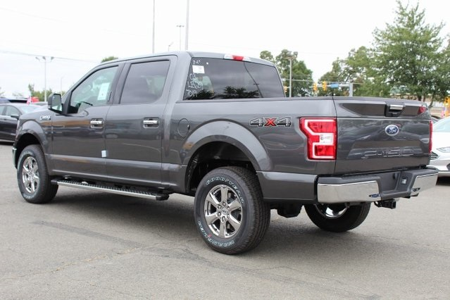 2019 F-150 SuperCrew Cab 4x4,  Pickup #GD17019 - photo 4