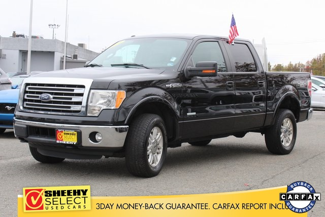 2014 F-150 SuperCrew Cab 4x4, Pickup #GD17031A - photo 3