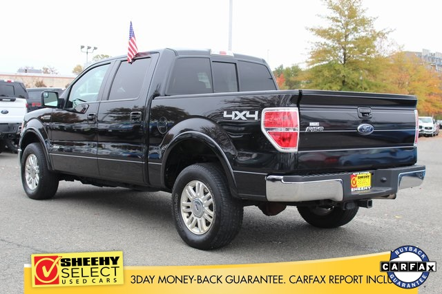 2014 F-150 SuperCrew Cab 4x4, Pickup #GD17031A - photo 5