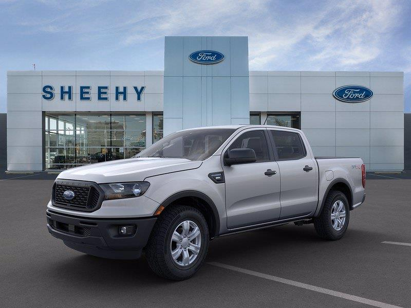 2021 Ford Ranger SuperCrew Cab 4x2, Pickup #GD21441 - photo 4