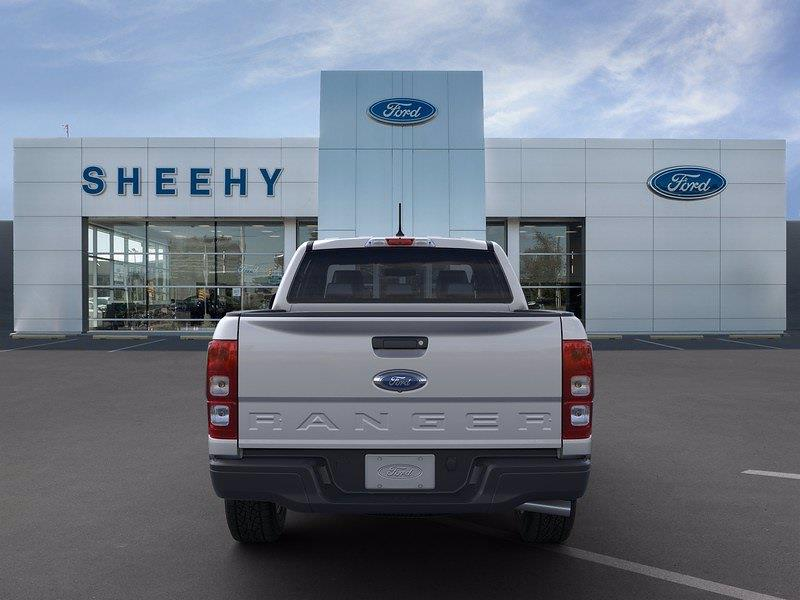 2021 Ford Ranger SuperCrew Cab 4x2, Pickup #GD21441 - photo 8