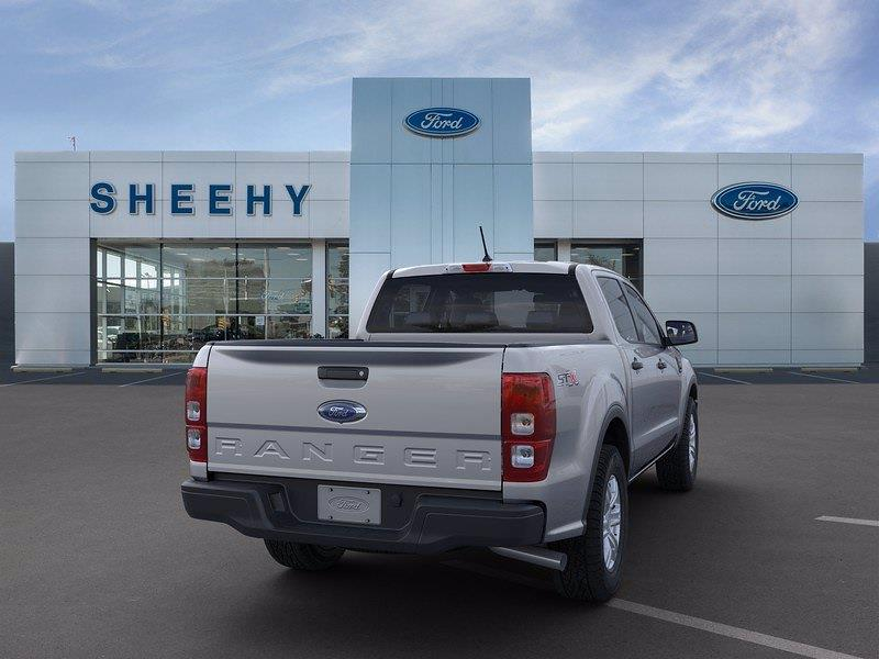 2021 Ford Ranger SuperCrew Cab 4x2, Pickup #GD21441 - photo 2