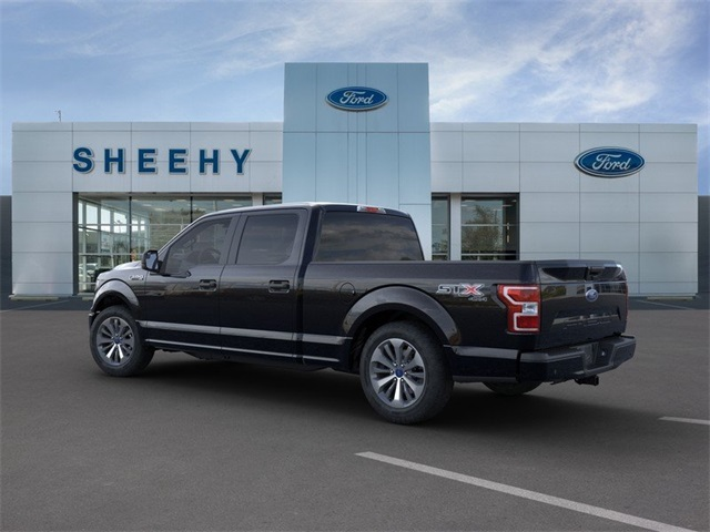 2019 F-150 SuperCrew Cab 4x4, Pickup #GD28598 - photo 1