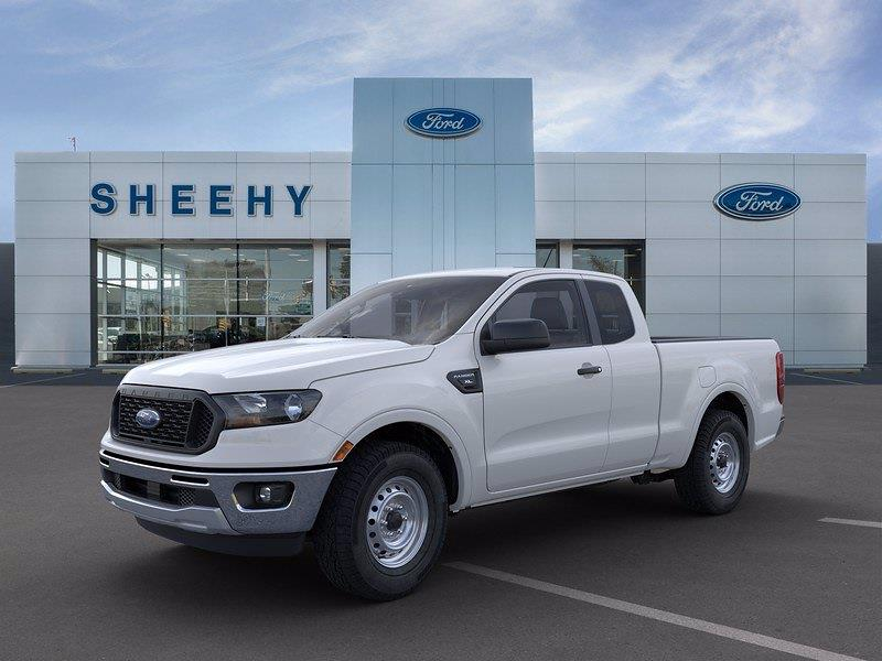 2021 Ford Ranger Super Cab 4x2, Pickup #GD28870 - photo 4
