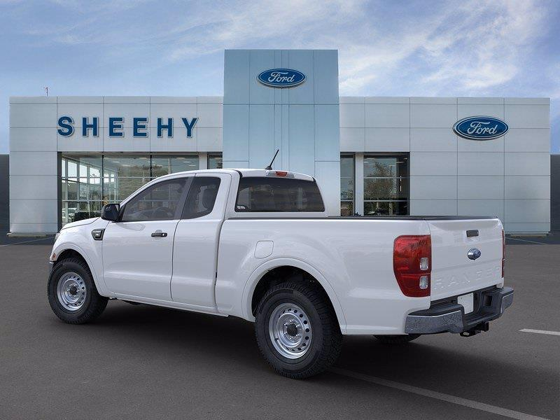 2021 Ford Ranger Super Cab 4x2, Pickup #GD28870 - photo 7