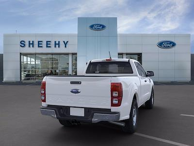 2021 Ford Ranger Super Cab 4x2, Pickup #GD28870 - photo 2