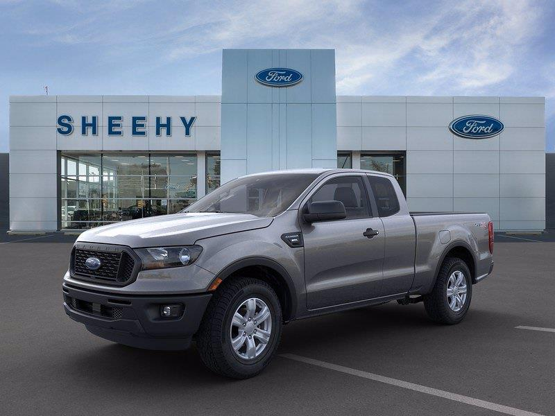 2021 Ford Ranger Super Cab 4x2, Pickup #GD28872 - photo 4