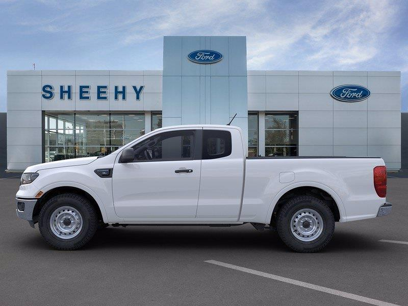 2021 Ford Ranger Super Cab 4x2, Pickup #GD28875 - photo 6