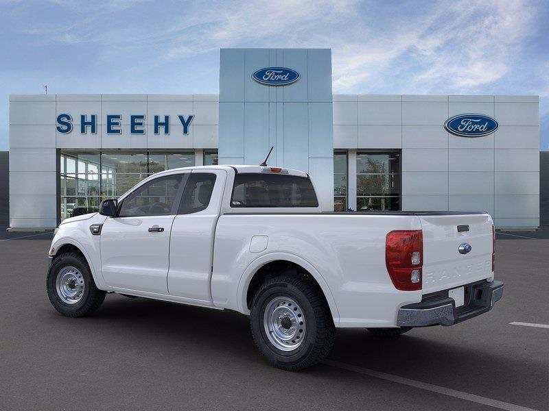 2021 Ford Ranger Super Cab 4x2, Pickup #GD28875 - photo 7