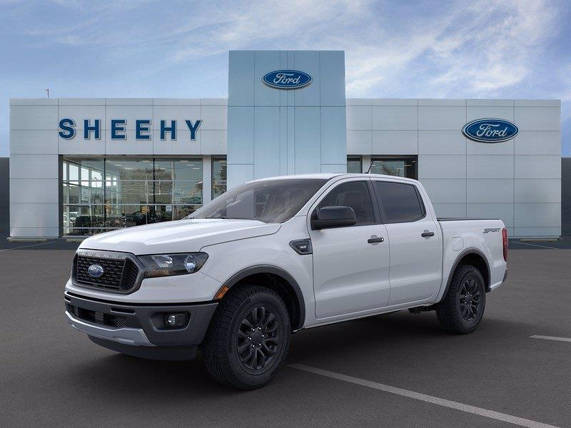 2021 Ford Ranger SuperCrew Cab 4x2, Pickup #GD28878 - photo 3
